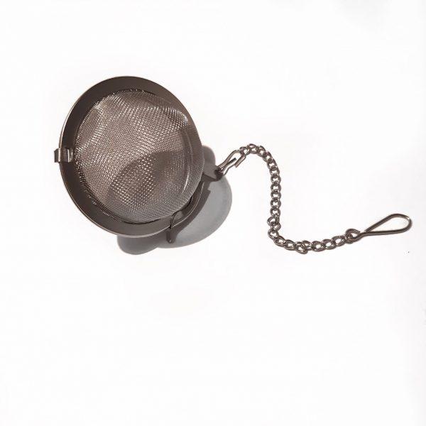 boule a thé acier quiet tea